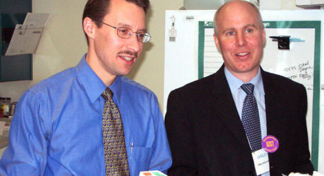 Dr. Chris Corless & Dr. Michael Heinrich