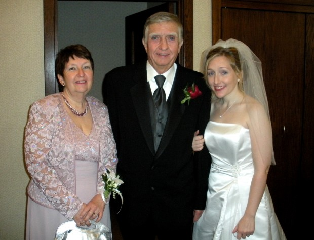 kim trout wedding 1