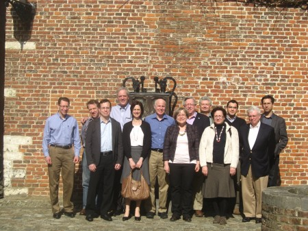 The Life Raft Group Research Team in Leuven, Belgium