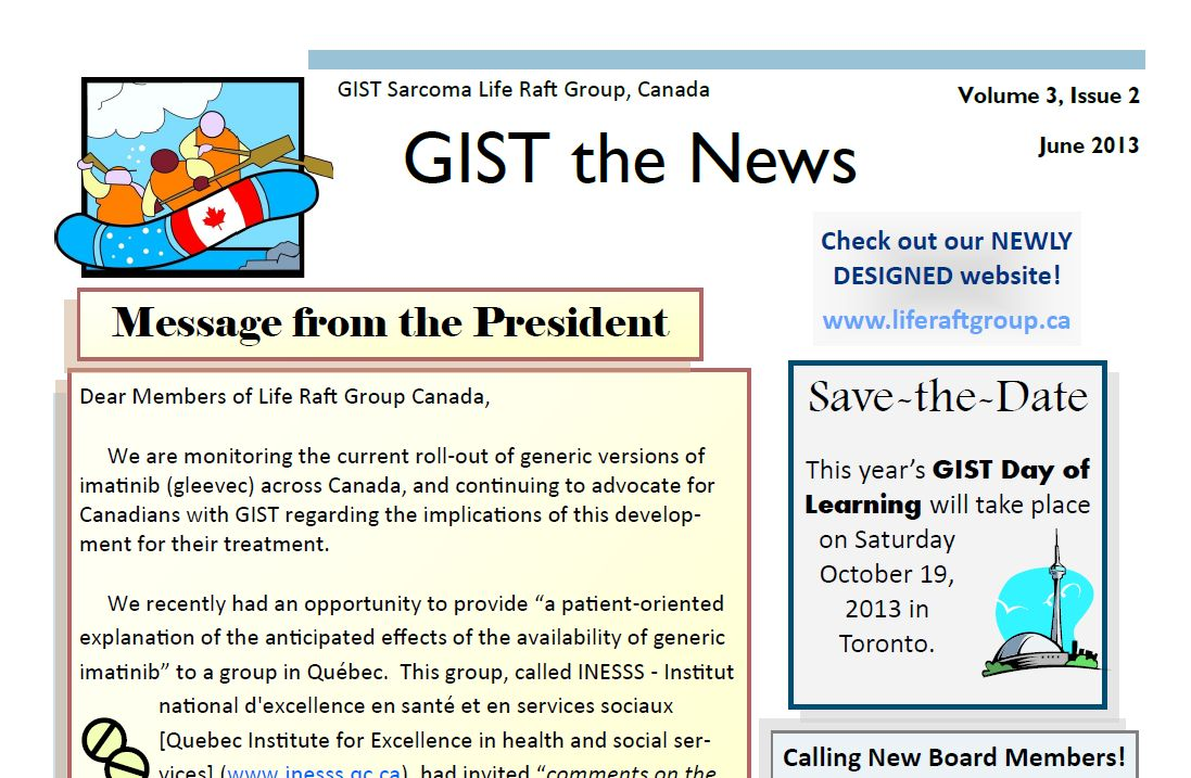 life-raft-group-canada-newsletter