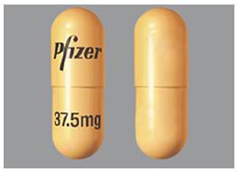 Sutent 37.5 mg