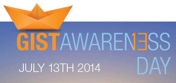 GIST Awareness Day - July 13th 2014