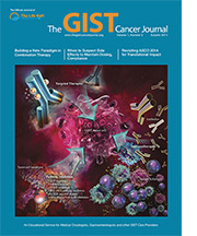 GIST Cancer Journal - Autumn 2014