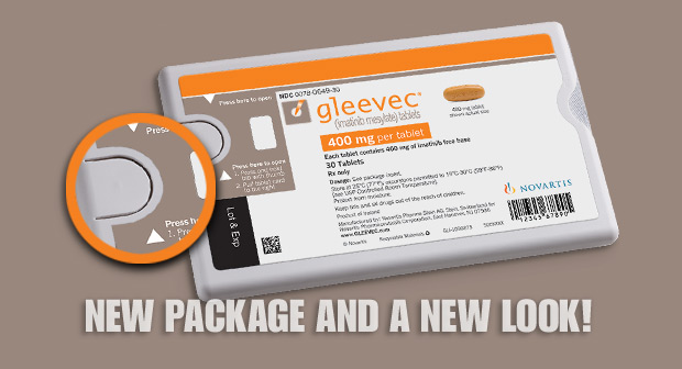 New Gleevec Package