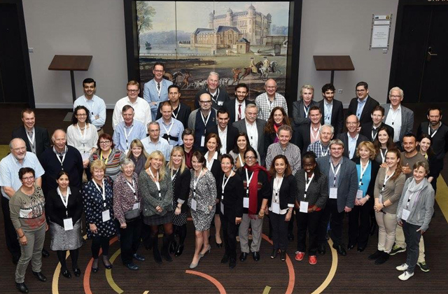 SPAEN annual conference brought together an international group of sarcoma patients advocates, leading experts, and pharmaceutical representatives in Chantilly, France.