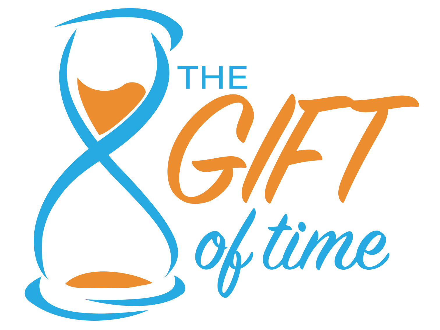 GIST Awareness Day Gift of Time logo download - The Life Raft Group