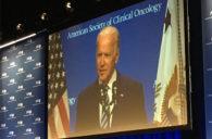 Joe Biden ASCO 2016