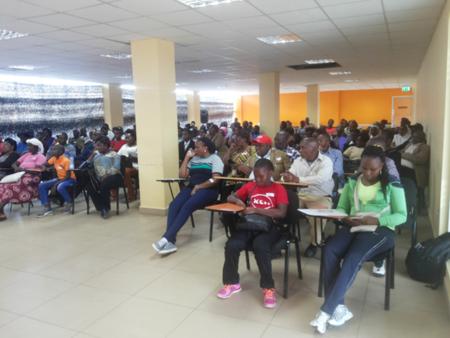 Members of Henzo Kenya share their stories.