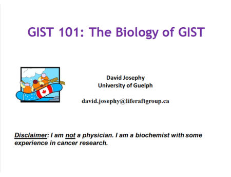 GIST 101: The Biology of GIST