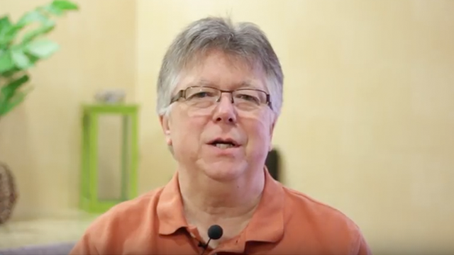 Caregiver, Gordon Simmons, talks about his GIST journey with his daughter.