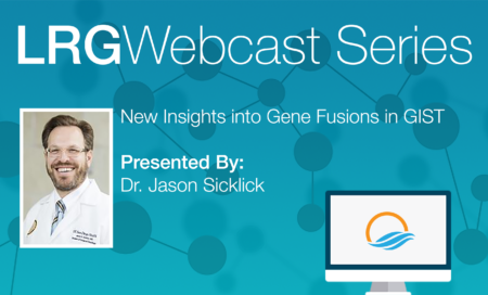 Dr. Sicklick's Webcast on Gene Fusions