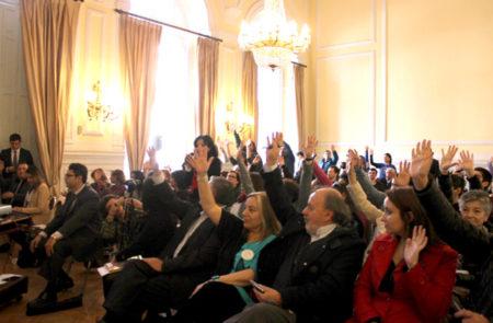 Advocacy in Chile