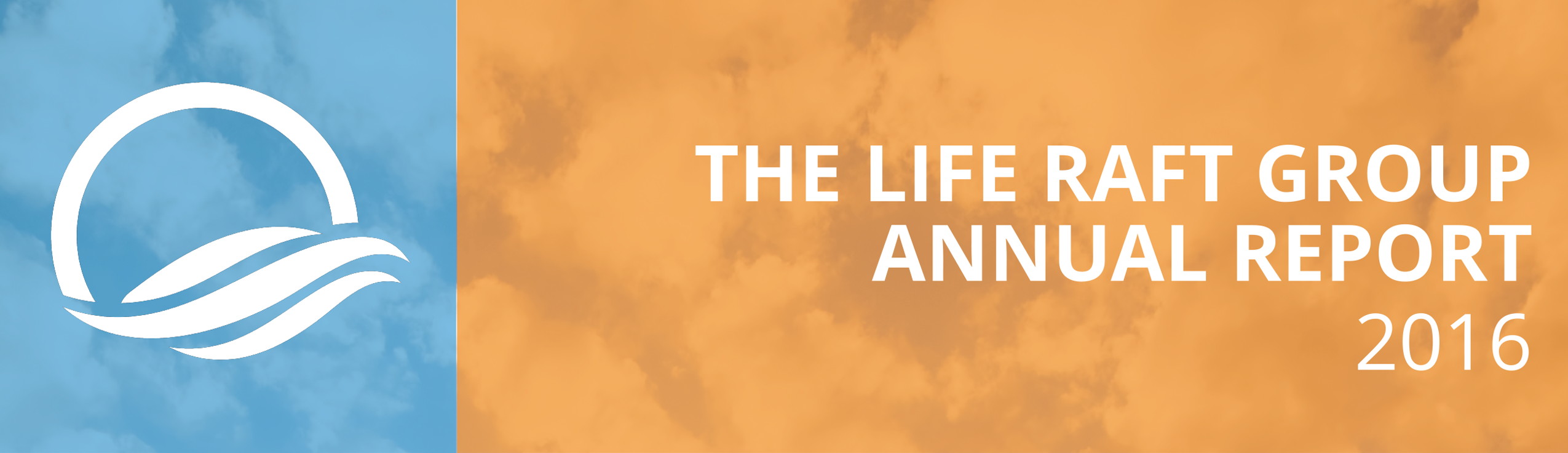 The Life Raft Group Annual Report 2016