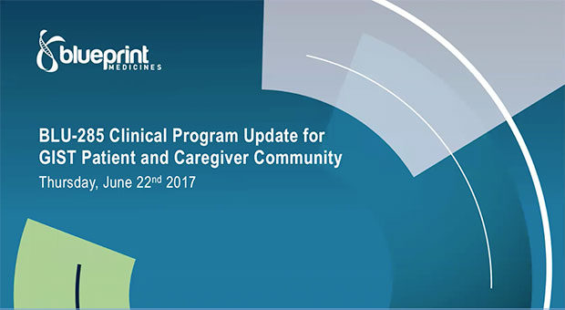 Gist patient community update on blu 285 clinical program the life blu 285 clinical program malvernweather Images