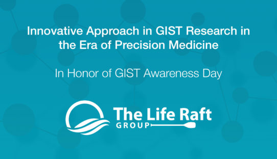 Innovative Approach in GIST Research in the Era of Precision Medicine
