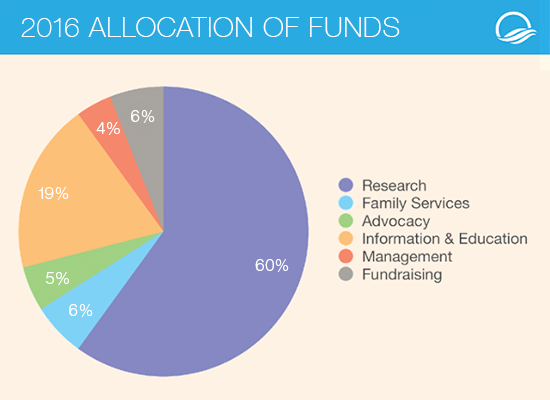 LRG 2016 Allocation of Funds