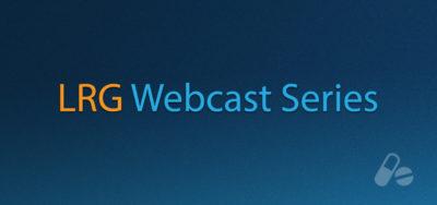 LRG Webcast Series