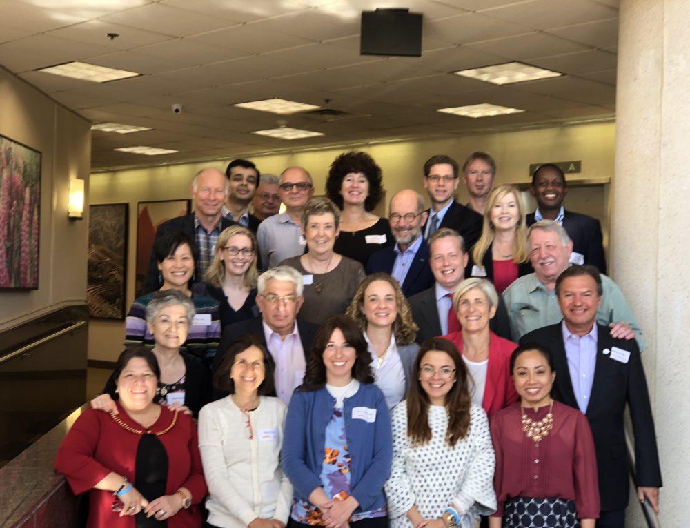 Global GIST Advocates Convene at LRG Headquarters
