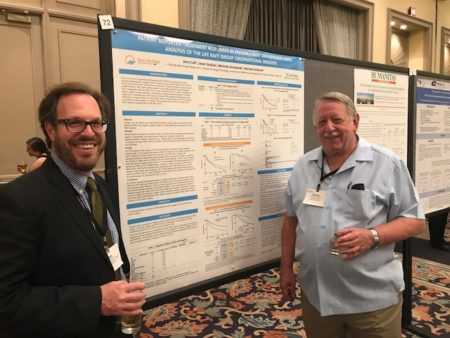 Dr. Jason Sicklick and Norman Scherzer 2017 CTOS