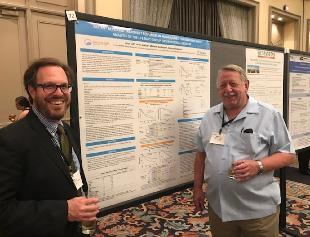 LRG Presents Poster at CTOS, 2017