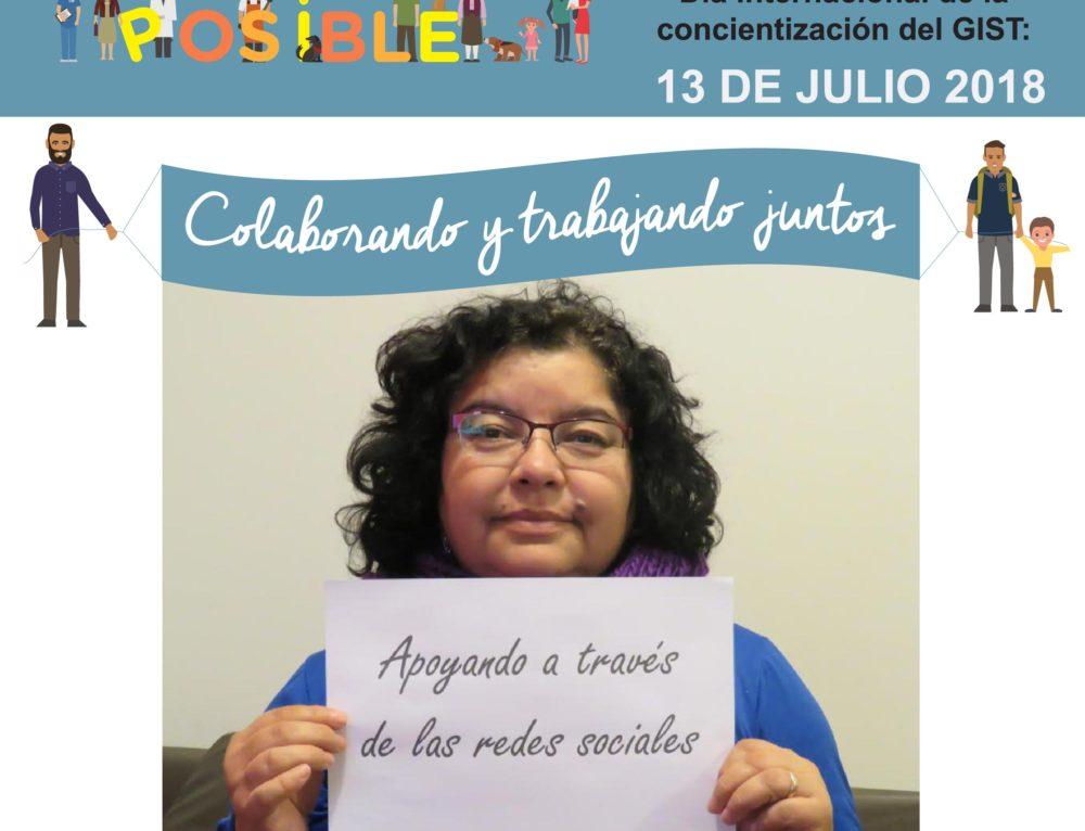 Latin America Celebrates GIST Awareness Day 2018