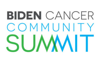 Biden Cancer Community Summit logo
