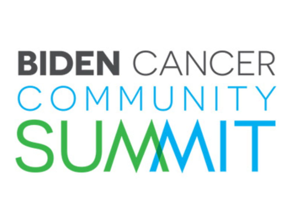 Biden Cancer Community Summit – Get Involved!