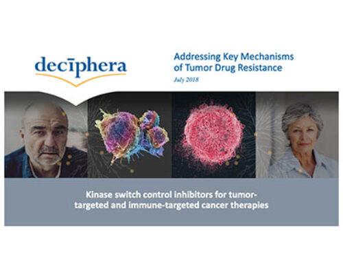 Life Fest 2 Pharma Panel: Addressing Key Mechanisms of Tumor Drug Resistance