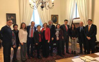 Advocacy for National Cancer Law in Chile