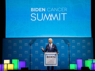 VP Joe Biden at Biden Cancer Summit