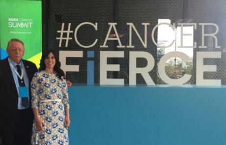 Norman Scherzer, Sara Rothschild, #CancerFierce