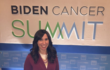 Sara Rothschild, Biden Cancer Summit