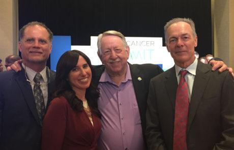 Dr. Jonathan Trent, Sara Rothschild, Norman Scherzer