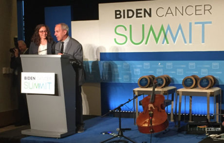 Presenters at the Biden Cancer Summit