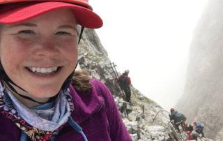 Liz Skree, GIST Survivor