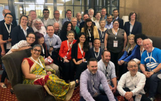 New Horizons attendees