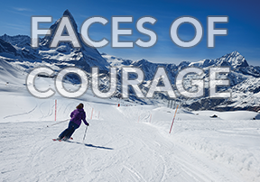 Faces of Courage feature