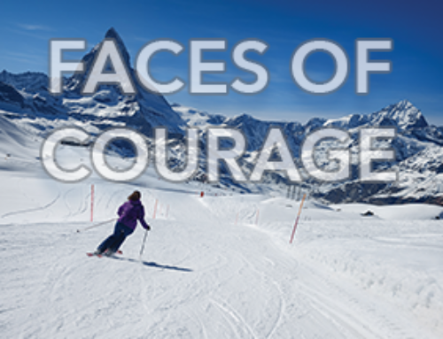 Faces of Courage – Eve Evidon