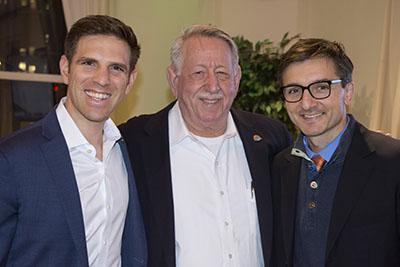 Matt Knopman, Norman Scherzer, Jerry Cudzil