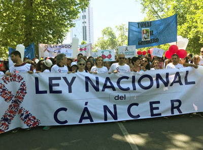 Ley Nacional del Cancer, Chile