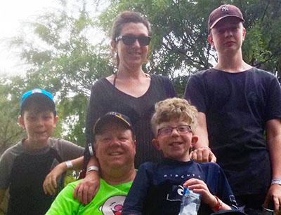 Swinbourn Family