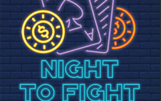Night to Fight Cancer 2018 logo