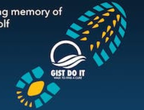 GIST DO IT NJ – Walking for a Cure with LRG Members & Friends
