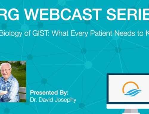 LRG Webcast: The Biology of GIST – What Every Patient Needs to Know