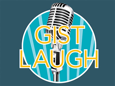 GIST Laugh Logo
