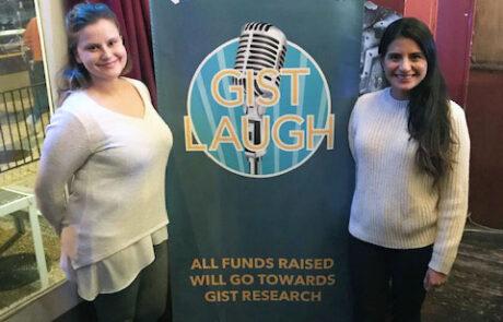 Jessica Nowak Denisse Montoya GIST Laugh 2019