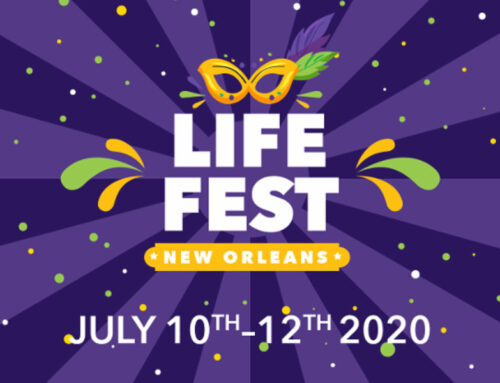 Life Fest Comes to The Big Easy!