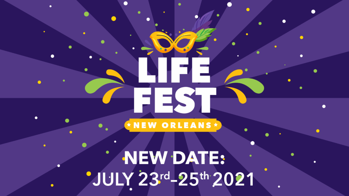 Life Fest 2021 NOLA