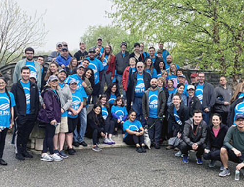 The First GIST DO IT Walk NJ – Held in Loving Memory of Ted Wolf