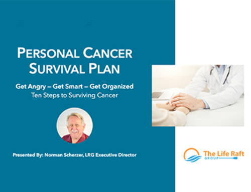 Creating Your Personal Cancer Survival Plan